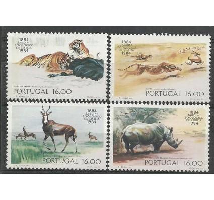 Znaczek Portugalia 1984 Mi 1617-1620 Czyste **