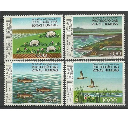 Znaczek Portugalia 1976 Mi 1335-1338 Czyste **