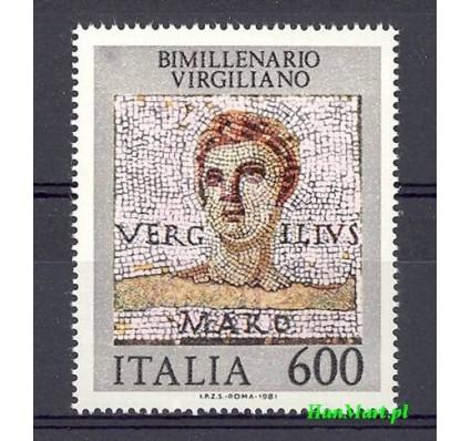 Włochy 1981 Mi 1775 Czyste **
