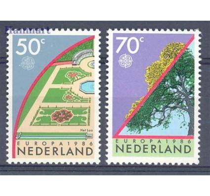 Holandia 1986 Mi 1292-1293 Czyste **