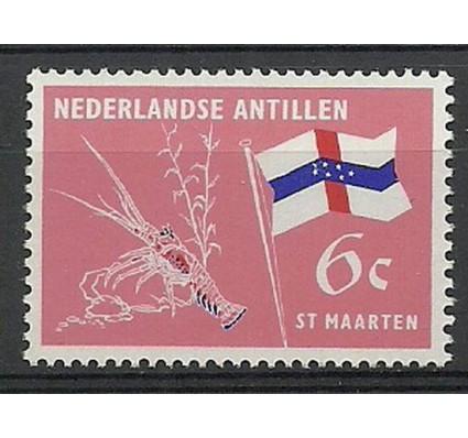 Znaczek Antyle Holenderskie 1965 Mi 157 Czyste **