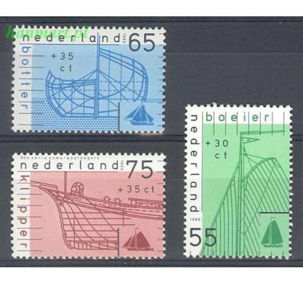 Holandia 1989 Mi 1361-1363 Czyste **