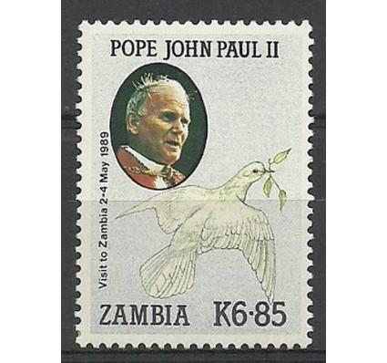 Znaczek Zambia 1989 Mi 479 Czyste **