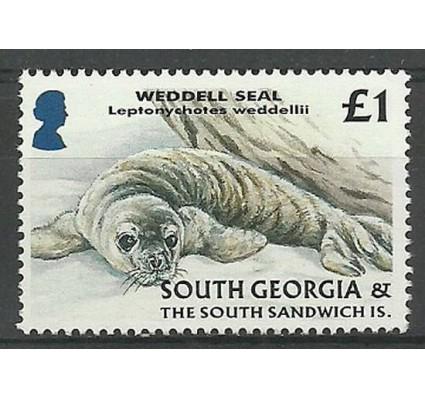 Znaczek Georgia Południowa i Sandwich Południowy 2004 Mi 398 Czyste **