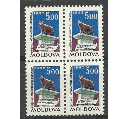 Znaczek Mołdawia 1992 Mi 21 Czyste **