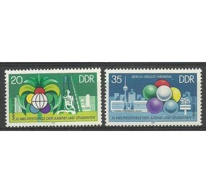 Znaczek NRD / DDR 1978 Mi 2345-2346 Czyste **