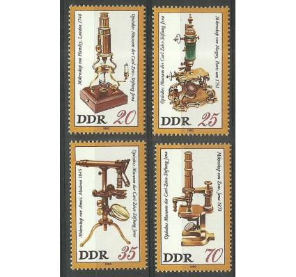 Znaczek NRD / DDR 1980 Mi 2534-2537 Czyste **