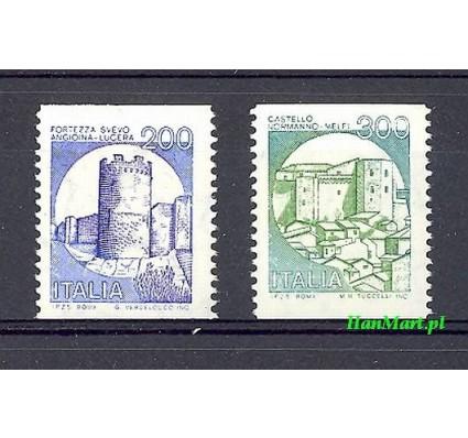 Znaczek Włochy 1981 Mi 1776-1777 Czyste **
