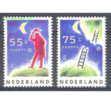 Holandia 1991 Mi 1409-1410 Czyste **