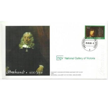 Znaczek Holandia 2006 FDC