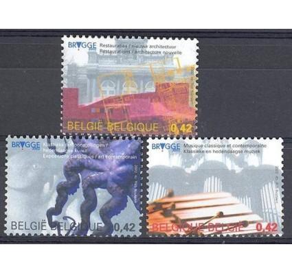 Belgia 2002 Mi 3108-3110 Czyste **