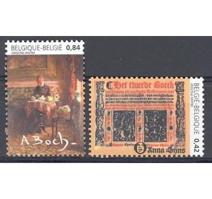 Belgia 2002 Mi 3111-3112 Czyste **