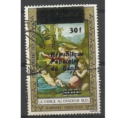 Znaczek Benin 1986 Mi E447 Stemplowane
