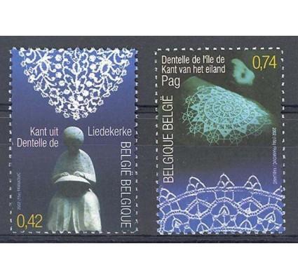 Belgia 2002 Mi 3143-3144 Czyste **