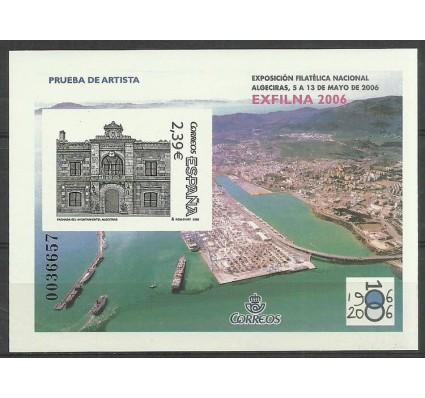 Znaczek Hiszpania 2006 Mi gesbl 149 Czyste **