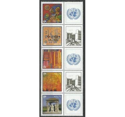 Znaczek Narody Zjednoczone Wiedeń 2011 Mi 724-728 Czyste **