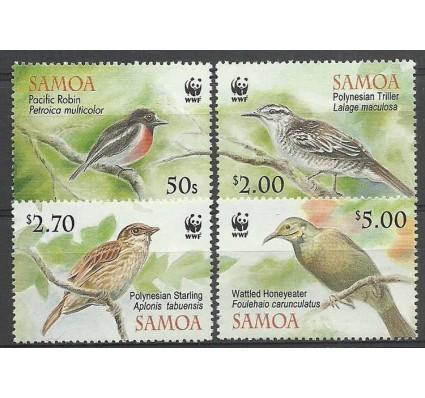 Znaczek Samoa 2009 Mi 1067-1070 Czyste **