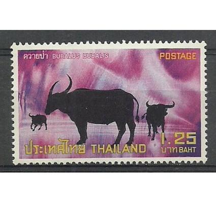 Znaczek Tajlandia 1973 Mi 701 Czyste **