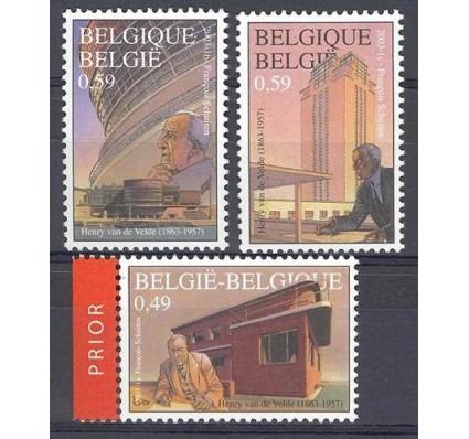 Belgia 2003 Mi 3195-3197 Czyste **