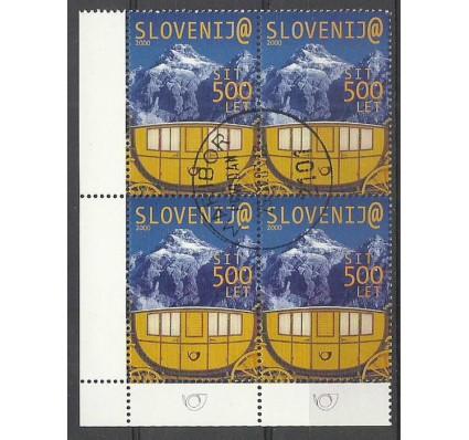 Znaczek Słowenia 2000 Mi 286 Stemplowane