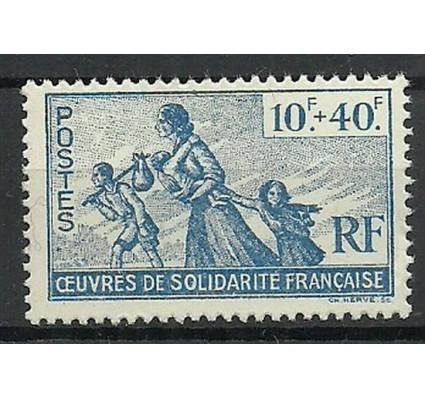Znaczek Francja 1943 Mi nba7 Czyste **