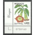 Monako 2002 Mi 2580 Czyste **