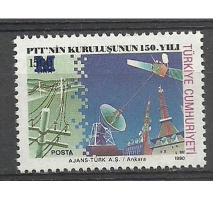 Znaczek Turcja 1990 Mi 2913A Czyste **