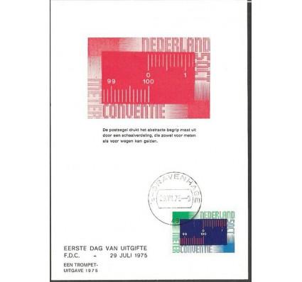Znaczek Holandia 1975 Mi 1056 Karta Max