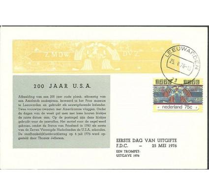 Znaczek Holandia 1976 Mi 1076 Karta Max