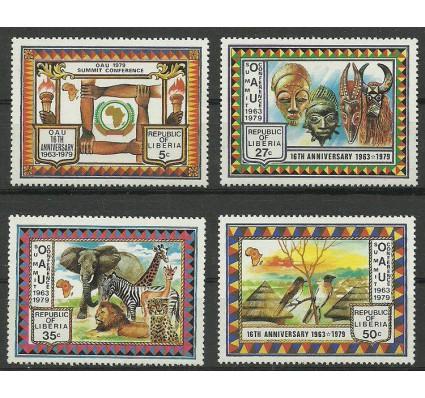 Znaczek Liberia 1979 Mi 1094-1097 Czyste **