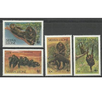 Znaczek Sierra Leone 1983 Mi 713-716 Czyste **