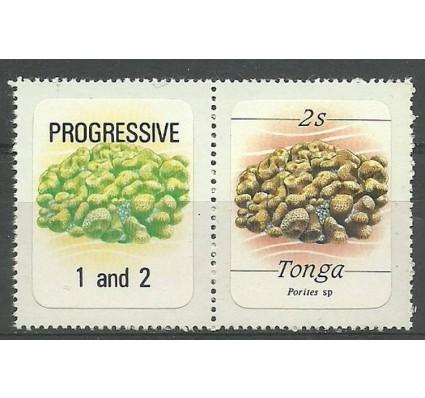 Znaczek Tonga 1984 Mi zf 874B Czyste **
