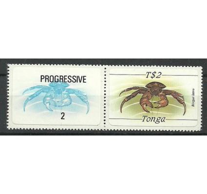 Znaczek Tonga 1984 Mi zf 887B Czyste **