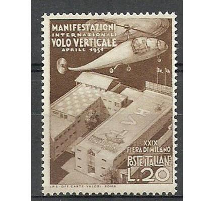 Znaczek Włochy 1951 Mi 830 Czyste **