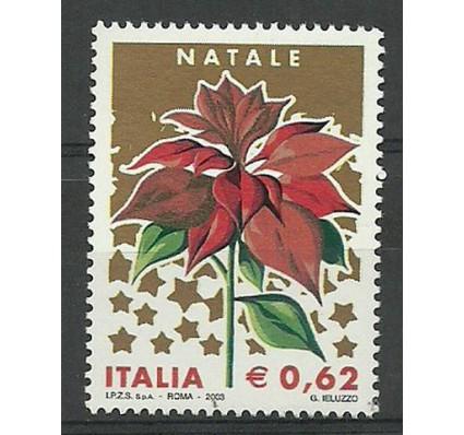 Znaczek Włochy 2003 Mi 2938 Czyste **