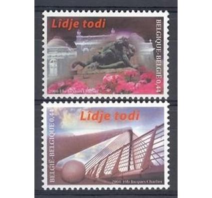 Belgia 2004 Mi 3324-3325 Czyste **