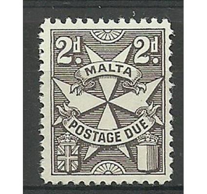 Znaczek Malta 1953 Mi por 24 Czyste **