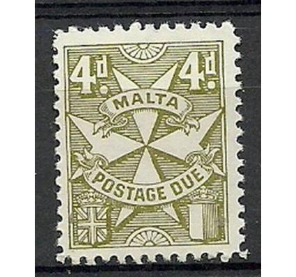 Znaczek Malta 1953 Mi por 25 Czyste **