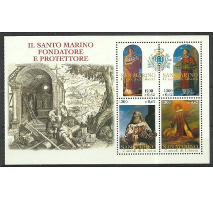 Znaczek San Marino 2000 Mi h-blatt 7 Czyste **