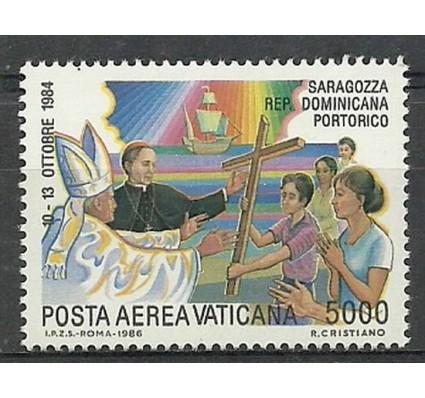 Znaczek Watykan 1986 Mi 906 Czyste **