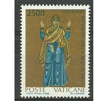 Znaczek Watykan 1988 Mi 948 Czyste **