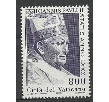 Znaczek Watykan 2000 Mi 1338 Czyste **