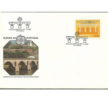 Znaczek Portugalia 1984 Mi 1630 FDC
