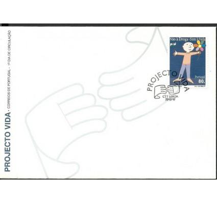 Znaczek Portugalia 1997 Mi 2172A FDC
