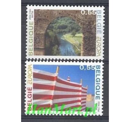 Belgia 2004 Mi 3340-3341 Czyste **