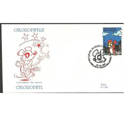 Znaczek Belgia 1996 Mi 2715 FDC