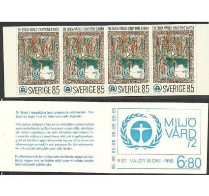 Znaczek Szwecja 1972 Mi mh 759 Czyste **