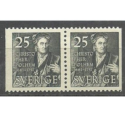 Znaczek Szwecja 1951 Mi 363DlDr Czyste **