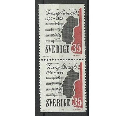 Znaczek Szwecja 1968 Mi 601DoDu Czyste **