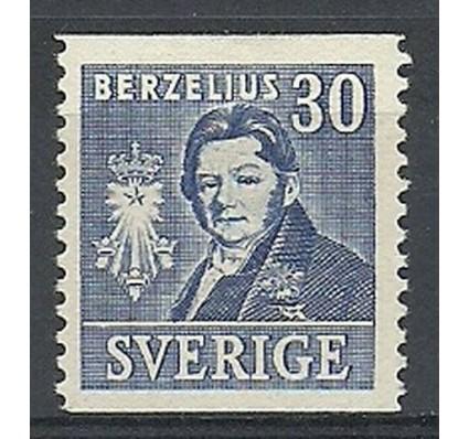 Znaczek Szwecja 1939 Mi 274A Z podlepką *
